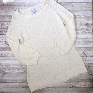Soft Surroundings Textured Knit Sweater